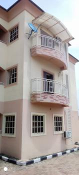 a Standard 3 Bedroom Apartment, 23,  By Naval Quarters, Kado, Abuja, Flat for Rent