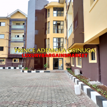 Newly Upgraded Multiple Units of 3 Bedroom Apartments+bq+pool, Parkview, Ikoyi, Lagos, Flat for Sale