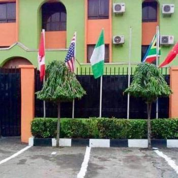 25 Rooms/lodging Apartment with Hall and Conference Room, Ikeja, Lagos, Hotel / Guest House for Sale