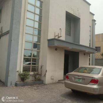 Unique Commercial Detached Building, Herbert Macaulay Way, Agnes, Yaba, Lagos, Office Space for Sale
