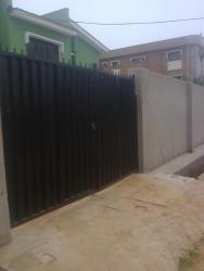 Room Self Contain, Ranti Ashaolu Street Opposite Diamond Estate Isheri-igando Road, Alimosho, Lagos, Self Contained (studio) Flat for Rent