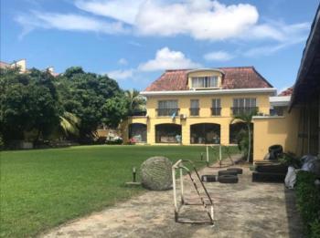 Waterfront Luxury Home: 5 Bedroom Detached on 3,600sqmts, Osborne Phase 1 Estate, Osborne, Ikoyi, Lagos, Detached Duplex for Sale