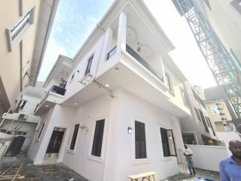 Luxury 5 Bedroom with Bq, Chevron, Lekki Phase 1, Lekki, Lagos, Detached Duplex for Rent