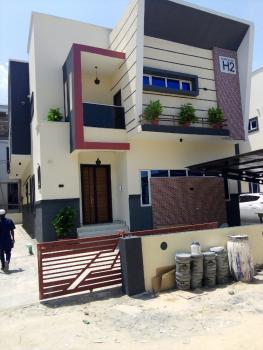 Classic and Gorgeously Built 5 Bedroom Smart House, Orchid Road, Second Toll Gate , Chevron, Lekki, Lagos, Detached Duplex for Sale