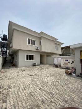 2 Wings of 4 Bedroom Semi Detached Duplex with Bq, Lekki Phase 1, Lekki, Lagos, Semi-detached Duplex for Sale