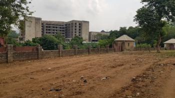 2300sqm Flat and Fenced Land with C of O, Off Kabir Rabiu Street By Maryam Apartments, Mabushi, Abuja, Residential Land for Sale