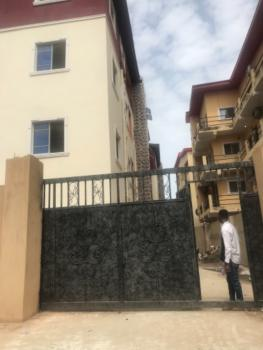 Newly Built Standard Service Apartment Roomself Contained, Off Unilag Road Abuleoja, Yaba, Lagos, Self Contained (single Rooms) for Rent