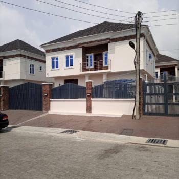 Luxury 4 Bedroom Duplex, U3 Estate Off Petrocam Filling Station, Lekki, Lagos, Detached Duplex for Sale