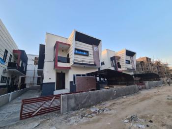 Contemporary 5 Bedroom Fully Detached Smart House, Chevron Lekki, Lekki, Lagos, Detached Duplex for Sale