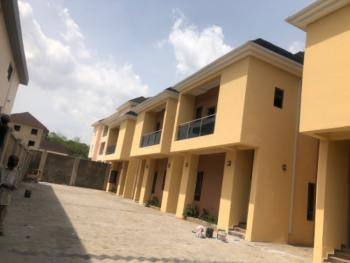 a Newly Built and Well Finished 4 Bedroom Terrace Duplex, Jahi By Gilmore, Jahi, Abuja, Terraced Duplex for Rent