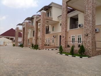 Lavishly Finished and Serviced 5 Bedroom Terraced House with Bq, Katampe Extension/ Diplomatic Zone, Katampe, Abuja, Terraced Duplex for Rent