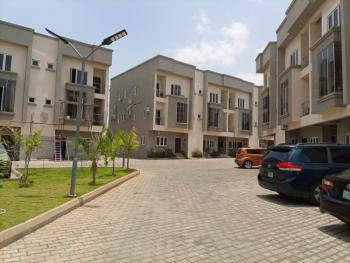 Shell Finished 4 Bedroom Terraced Duplex with Bq, Katampe Extension/ Diplomatic Zone, Katampe, Abuja, Terraced Duplex for Sale