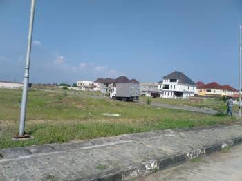 Serviced Plot of Land Measuring 800sqm, Cowrie Creek Estate, Nlng, Lekki Phase 1, Lekki, Lagos, Residential Land for Sale