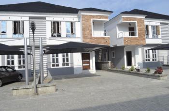 Well Finished & Serviced 5 Bedroom Semi-detached Duplex with a Bq, Ikate Elegushi, Lekki, Lagos, Semi-detached Duplex for Sale