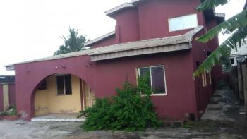 Decent Block of 2 and 3 Bedroom Flats, Jolasco, Akute, Ifo, Ogun, House for Sale