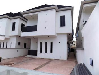 New House Big Compound Facing The Road 5bedroom Fully Detached with Bq, Ikate Elegushi, Lekki, Lagos, Detached Duplex for Sale