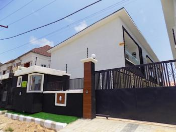 New House 4 Bedroom Terraced Duplex with Constant Electricity, By Jakande Roundabout, Jakande, Lekki, Lagos, Terraced Duplex for Sale