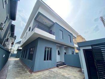 New House Big Compound 4 Bedroom Semi Detached Duplex with Mini Flat, Ikota Villa Estate, Lekki, Lagos, Semi-detached Duplex for Sale