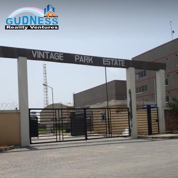 Land Measuring 611sqm, 626sqm and 710sqm Corner Piece, Vintage Park Estate, Ikate, Lekki, Lagos, Mixed-use Land for Sale