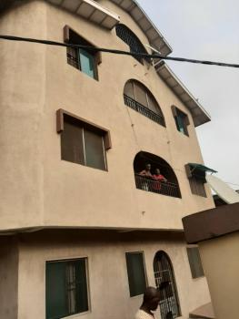 a 2 Storey Building with a Pent House Consisting of 5 Nos of 3 Bedroom, Off Pedro, Shomolu, Lagos, Block of Flats for Sale