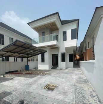 Luxury 5 Bedroom Duplex, Chevron, Lekki, Lagos, Detached Bungalow for Sale