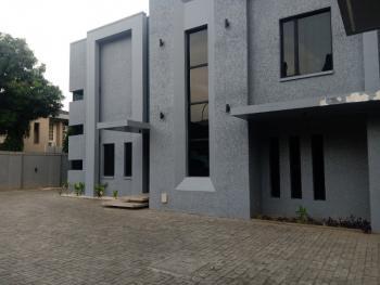 Well Built 5 Bedrooms, Guest Chalet Plus Bq, Wuse 2, Abuja, Detached Duplex for Sale