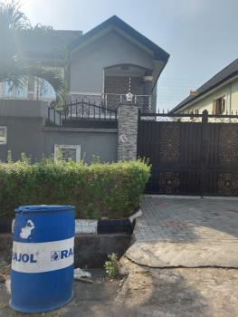 Well Built 4 Bedroom Duplex, Omole Phase 2, Ikeja, Lagos, Semi-detached Duplex for Sale