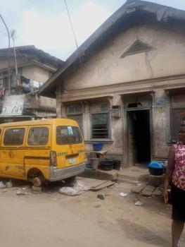 Old Tenament Bungalow on Half Plot of Land., Igbeyin Adun Street, Mushin, Lagos, Detached Bungalow for Sale