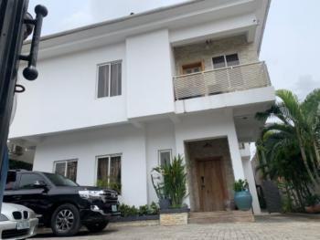 Cozy Beautiful 5 Bedrooms Detached with 3 Bq, Off Admiralty Way, Lekki Phase 1, Lekki, Lagos, Detached Duplex for Sale