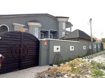 Newly Built 4 Bedroom Duplex with 2 Bedroom Bq in a Secured Estate, Tangerine Street, Alallubosa Gra Near Jericho, Alalubosa, Ibadan, Oyo, Semi-detached Duplex for Sale