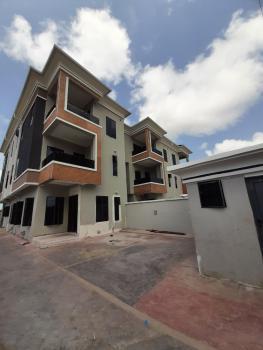 Self-compound Newly Built 4 Bedrooms Terrace with a Servants Quarter, Oniru, Victoria Island (vi), Lagos, Terraced Duplex for Rent
