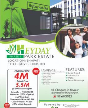 Heyday Park Estate, Promo on Heyday Park Estate, Bogije, Ibeju Lekki, Lagos, Residential Land for Sale
