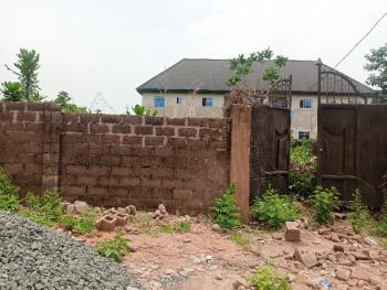 Land Measuring 500sqm with Fence and Gate in a Serene Neighborhood., Thinkers Corner, Enugu, Enugu, Residential Land for Sale