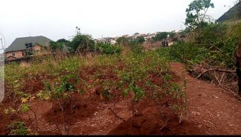Land Measuring 543sqm in a Serene Environment with Good Access Road, Besides Chime Estate, Thinkers Corner, Enugu, Enugu, Residential Land for Sale