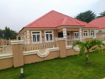 4 Bedroom Detached Bungalow with Bq, Jabi, Abuja, Detached Bungalow for Rent
