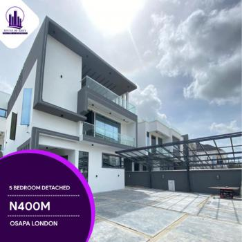 5 Luxurious Mansion with Swimming Pool, Cinema and Penthouse, Osapa London, Lekki Phase 1, Lekki, Lagos, Detached Duplex for Sale