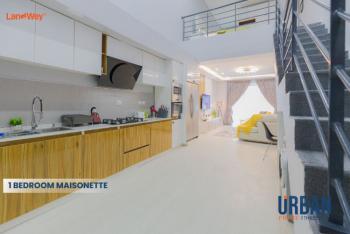 Luxurious 1 Bedroom Maisonette in a Beautiful Estate, Ogombo Road, Ogombo, Ajah, Lagos, Terraced Duplex for Sale