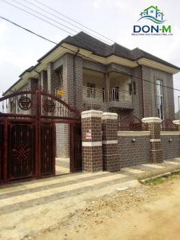 a Newly Built 6 Bedroom Luxury Detached Duplex, Akanawu Estate, Umuguma, Owerri Municipal, Imo, Detached Duplex for Sale