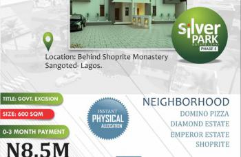 Promo on Estate Land in a Fast Developing Environment, Few Minutes Behind Shoprite Off Monastery Road, Ajah, Lagos, Residential Land for Sale