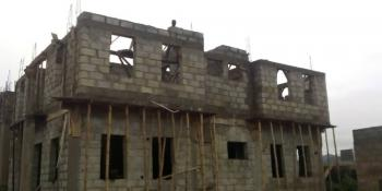 12 Months Payment Plan for Carcass 4 Bedrooms Semi Detached Duplex, Customary Court Bus-stop, Bwari, Abuja, Semi-detached Duplex for Sale