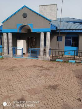 Luxury 7 Bedroom Bungalow Setback on Full Plot of Land, 14 Isiba Oluwo, Egbeda, Alimosho, Lagos, Detached Bungalow for Sale