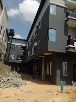 Newly Built  3 Bedroom Apartment with Spacious Kitchen, Chevron, Lekki Phase 2, Lekki, Lagos, Flat for Rent