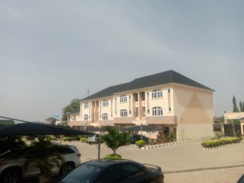 4 Bedrooms with Bq, Life Camp, Abuja, Terraced Duplex for Rent