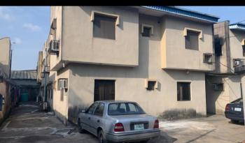 Block of 8 Nos 3 Bedroom Flats on 1000sqm, Beco Estate Besides Punch Estate, Ikeja, Lagos, Block of Flats for Sale