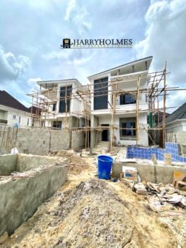 Contemporary 5 Bedroom Detached Duplex with a Bq and Swimming Pool, Thomas Estate, Ajah, Lagos, Detached Duplex for Sale