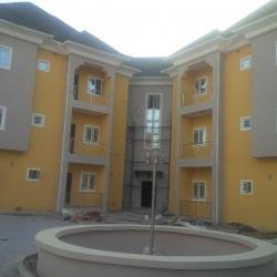 Luxury & Topnotch 3 Bedroom Apartment, Off Ahmadu Bello Way Near Mobil Petrol Station, Mabuchi, Abuja, Flat for Rent