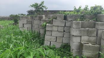 Well Located Plot of Land in a Secured Estate, Shell Cooperative/ Eneka-link Road, Eliozu, Port Harcourt, Rivers, Residential Land for Sale