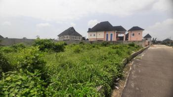 Well Located Two (2) Plots of Land, Eneka -link Road, Eliozu, Port Harcourt, Rivers, Residential Land for Sale