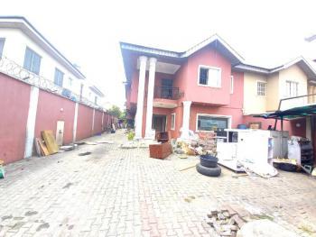 4 Bedroom Semi-detached, Lekki Phase 1, Lekki, Lagos, Office Space for Sale