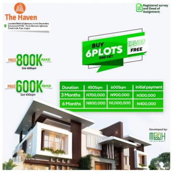 Haven Estate, Promo on Haven Estate, Epe, Lagos, Residential Land for Sale